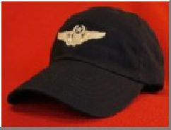 USAF Command Pilot wings ball cap