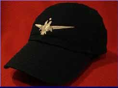 American Captain wings hat