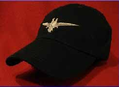 American First Officer wings hat