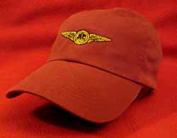 Marine Corps Air Crew wings hat