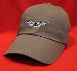Army Aircrew basic wings ball cap