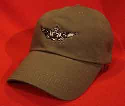 Army Senior Aircrew wings hat