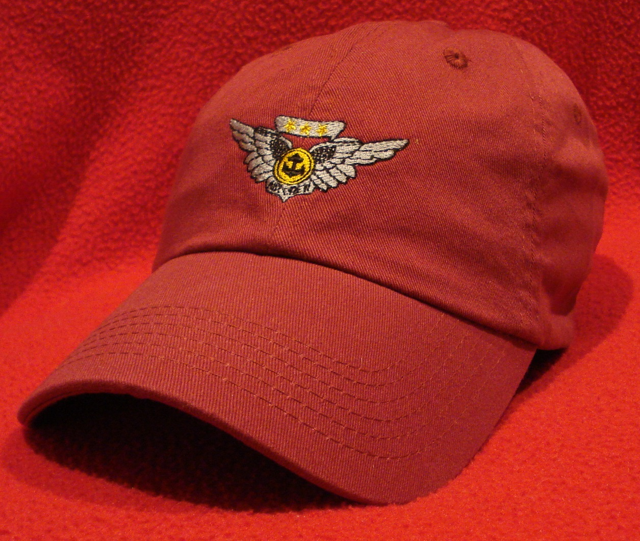 Marine Aviation Wings Ball Caps for USMC USN and USCG Aviators d890d7460cd