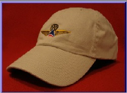 Delta Captain wings hat